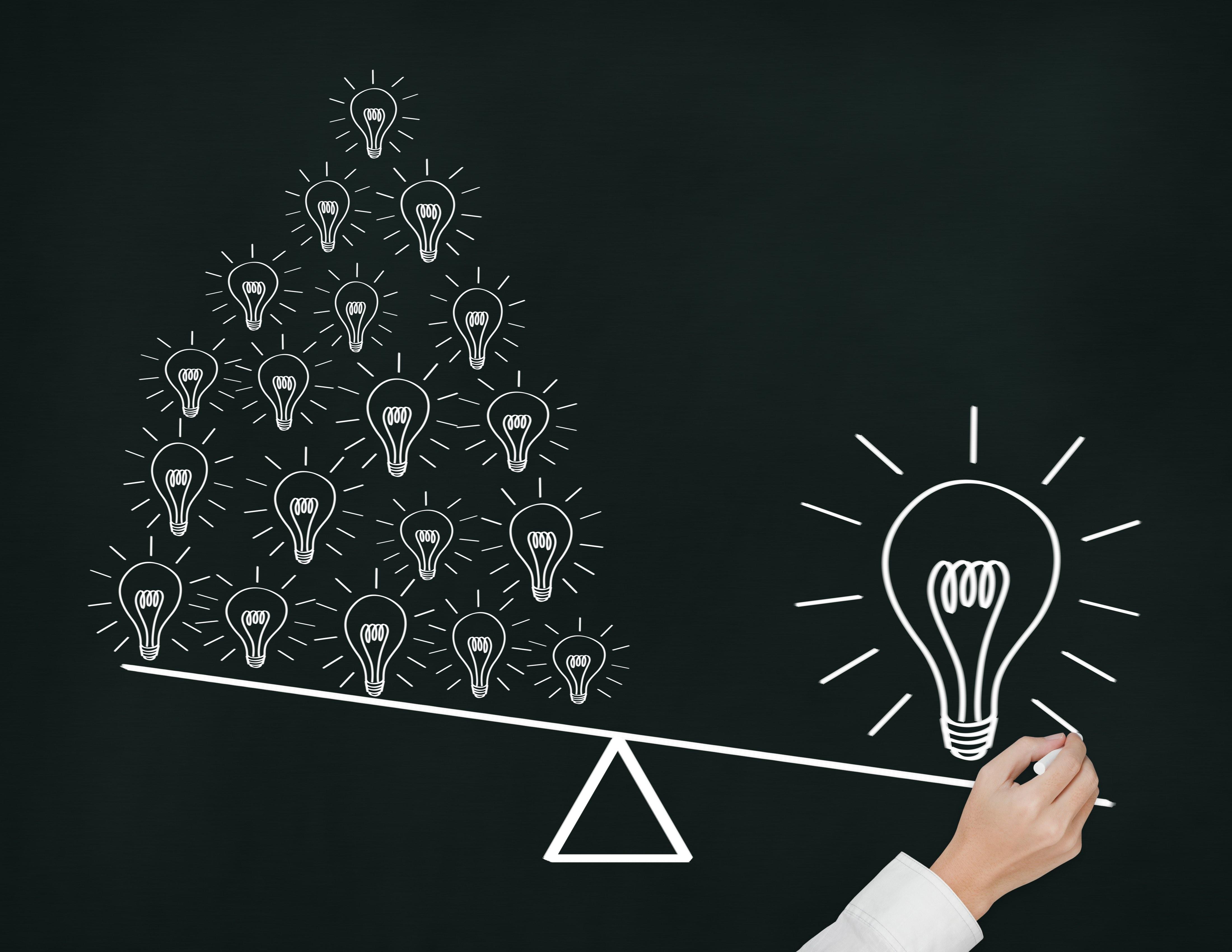 idea light bulb chalk - licensed jpg